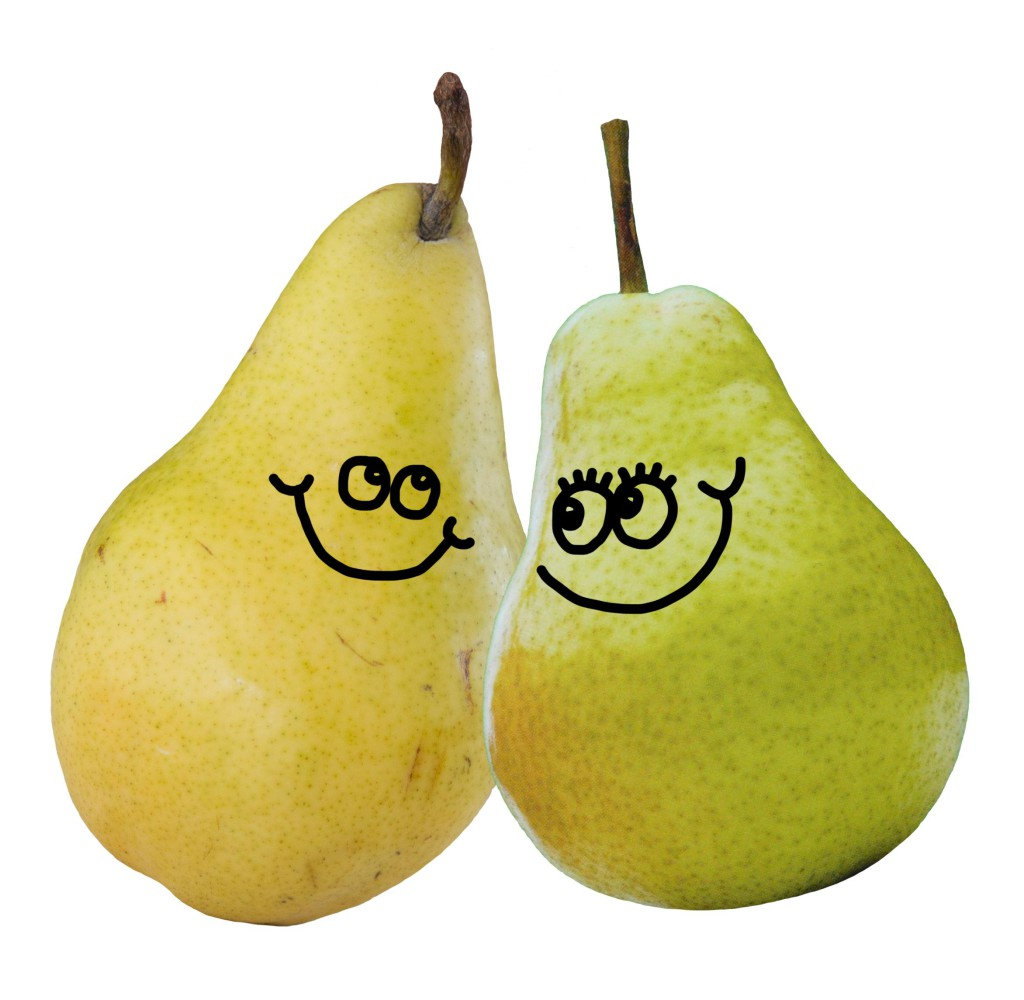 a pair of great pears